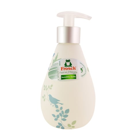 Skystas muilas FROSCH SENSITIVE, 300 ml