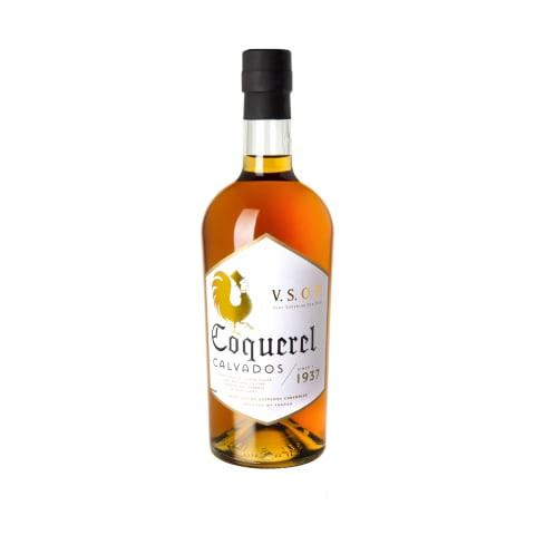 Kalvadosas COQUEREL VSOP, 40 %, 0,5 l