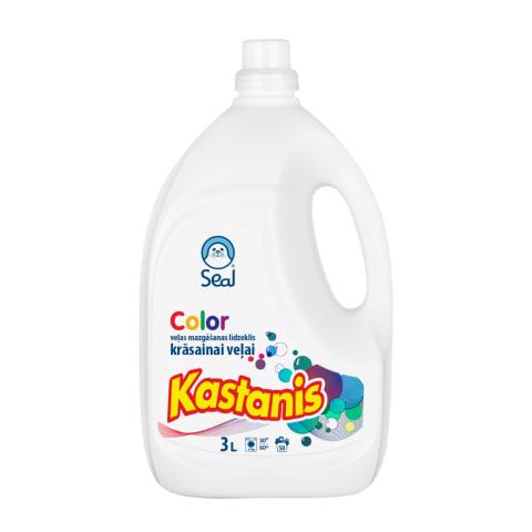Veļas mazg. līdz. kastanis color 3l