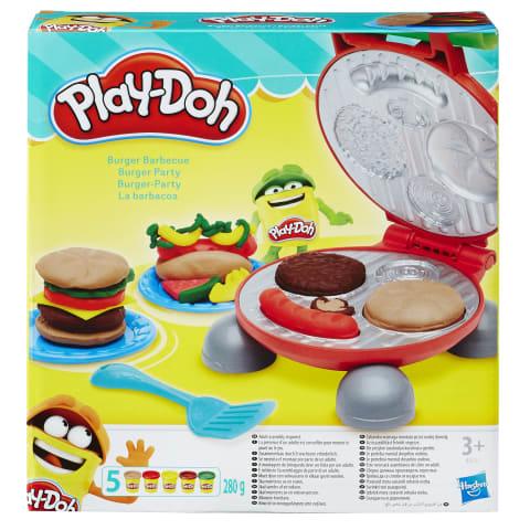 Žaislas rinkinys Barbekiu PLAYDOH