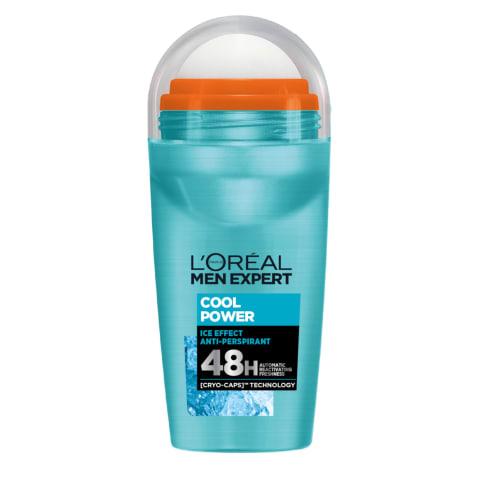 Rulldeodorant Loreal Men exp.cool power 50ml