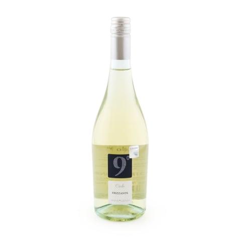 Put.pus.sausas vynas CIELO 9 BIANCO, 0,75l