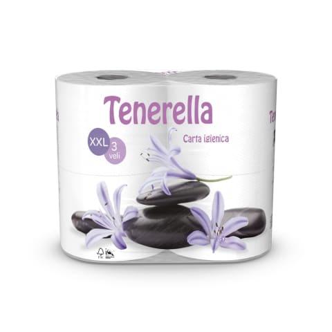T.papīrs Tenerella Maxi 4 ruļļi, 3 slāņi