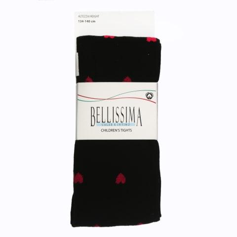 L.skp.Bellissima B402 must-roosa 134/140