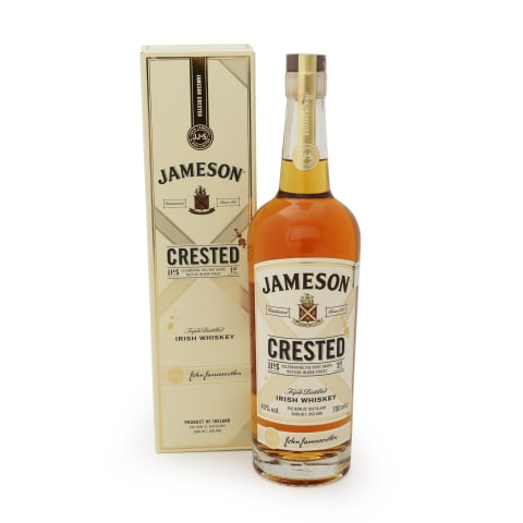 Viskijs Jameson Crested 40% 0,7l