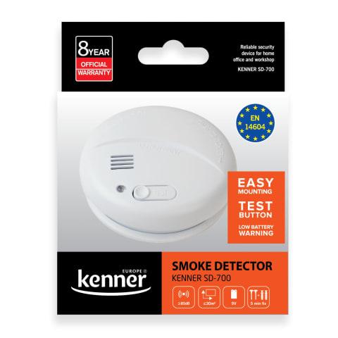 Dūmų detektorius kenner SD-700