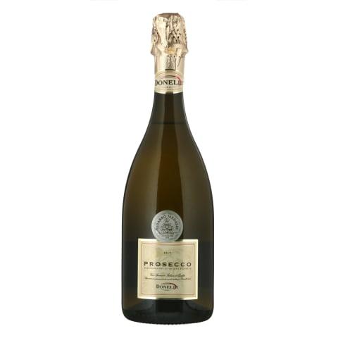 Sausas put.vynas DONELLI PROSECCO, 0,75l