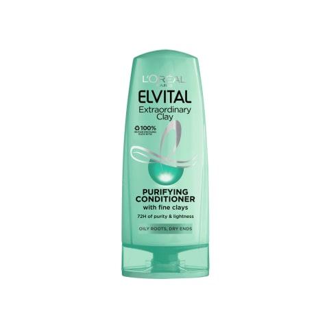 Plaukų balz.ELVITAL EXTRAORDINARY CLAY, 250ml