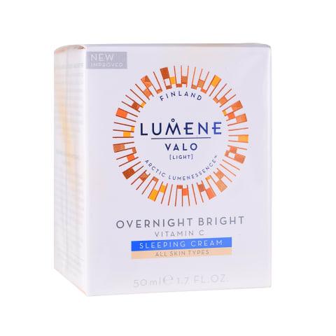 Sejas krēms Lumene Vitamin C nakts 50ml