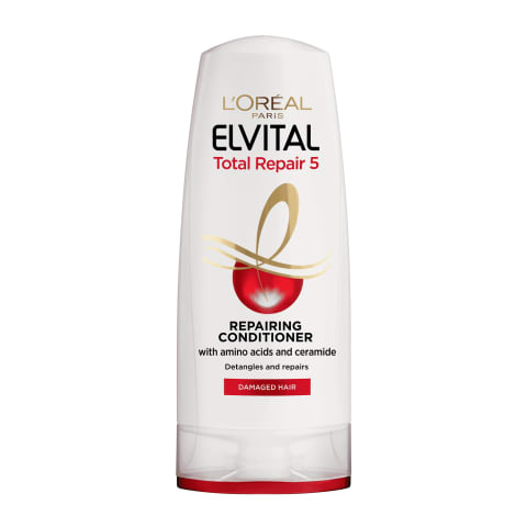 Hair cond.ELVITAL Total Repair 5 400ml