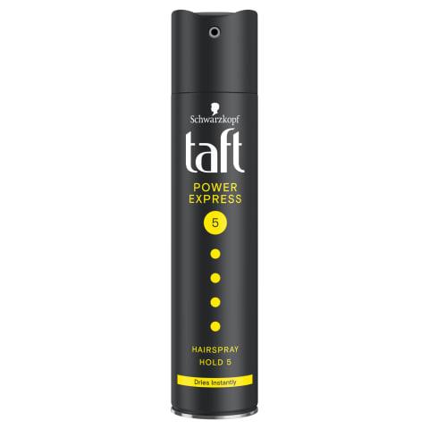 Matu laka Taft Power Express 250ml