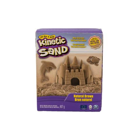 R/l kinēt. smiltis Kinetic Sand brūnas