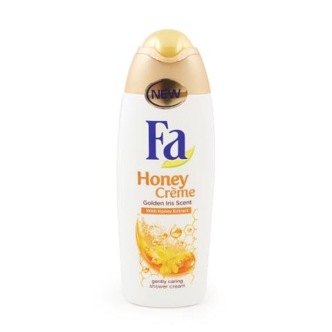 Dušigeel fa honey creme 250ml