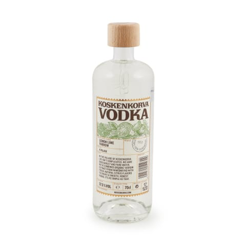 Degvīns Koskenkorva Lemon Lime 37,5% 0,7l