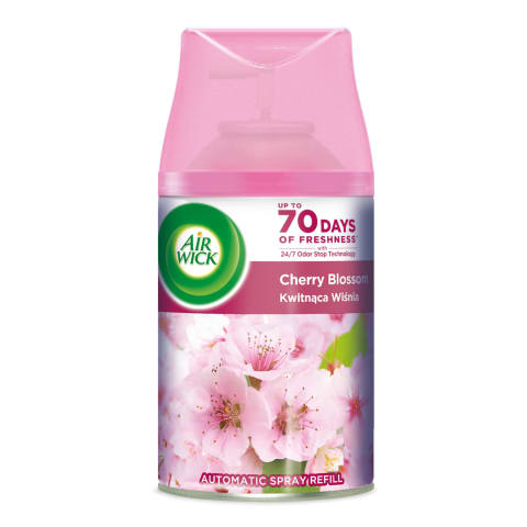 Ohuvärsk. Air Wick Cherry blossoms,250ml