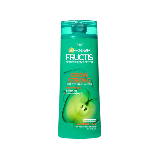 Šampūns fructis grow strong, 250ml