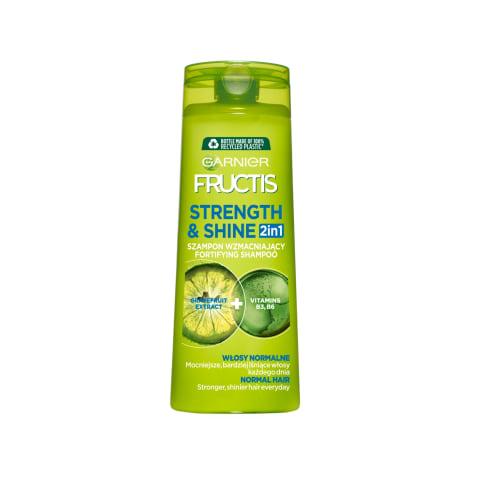 Šampūns Fructis norm.matiem 2in1 250ml