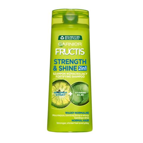 Šampūns Fructis norm.matiem 2in1 400ml