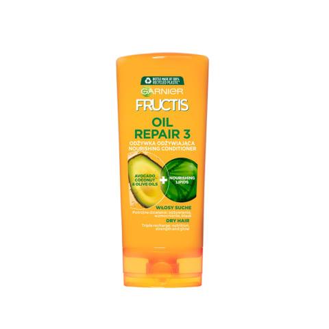 Balzāms fructis oil repair 3,200ml