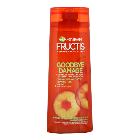 Šampūns fructis good bye damage, 250ml