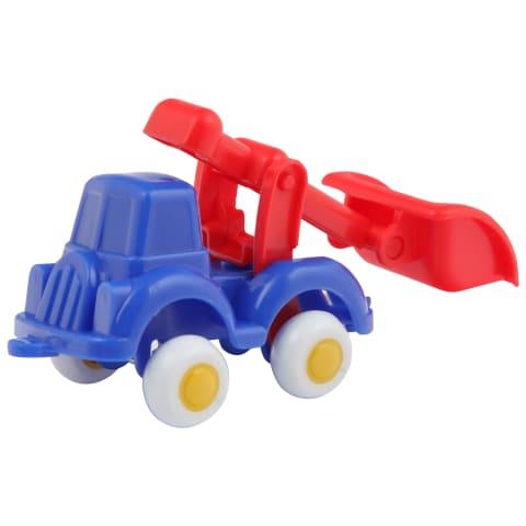R/l darba automobiļi Viking Toys 7cm