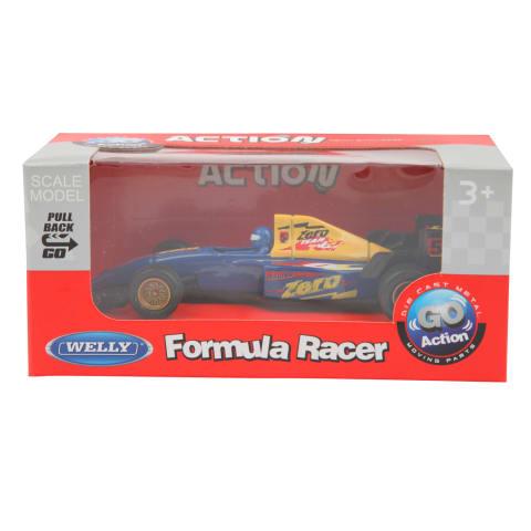 Rotaļlieta metāla formula Welly 3