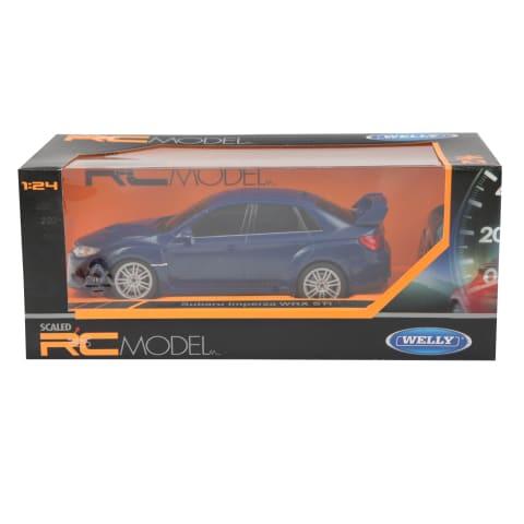 Žaislinis automodelis valdomas RC WELLY 1:24