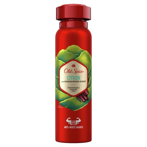 Antiperspirants Old Spice Citron 150ml