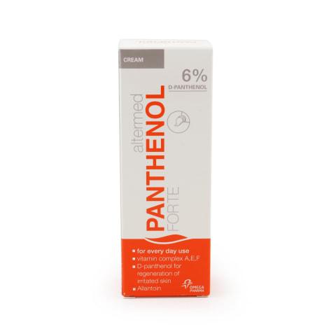 Krēms Altermed Panthenol Forte 6% 30g