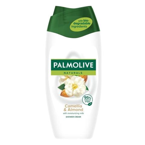 Dušas žel.Palmolive Camelia&Almond 250ml