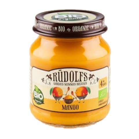 Biezenis Rūdolfs mango BIO 120g