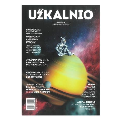 Žurnalas UŽKALNIO ŽURNALAS