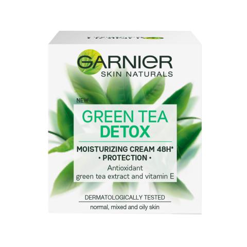 Sejas krēms Garnier ar zaļās tējas lapām 50ml