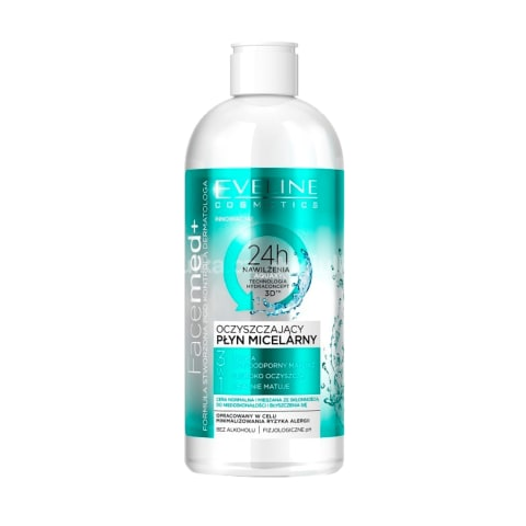Mic.ūdens Eveline purifying, 400ML