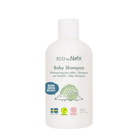 Šampūns bērniem Eco By Naty 200ml