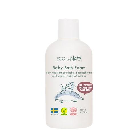 Ekol. vonios putos kūd., ECO BY NATY, 200ml