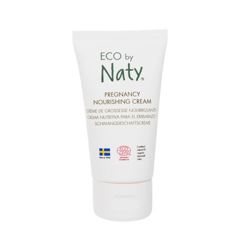 Ekol. kūno kremas nėšč., ECO BY NATY, 50ml