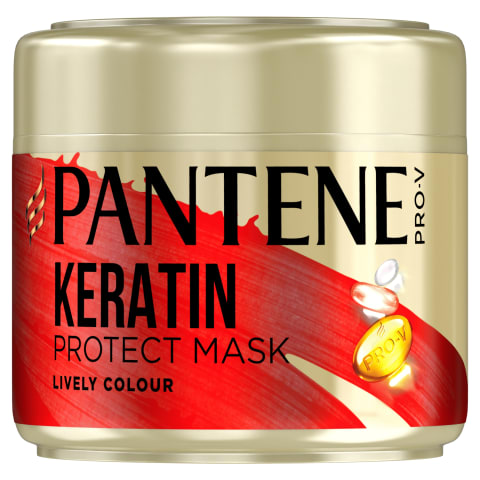 Matu maska Pantene Lively Colour 300ml