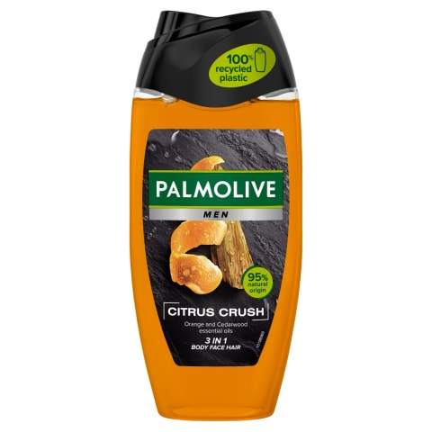 Vyr. dušo želė PALMOLIVE MEN CITRUS, 250ml