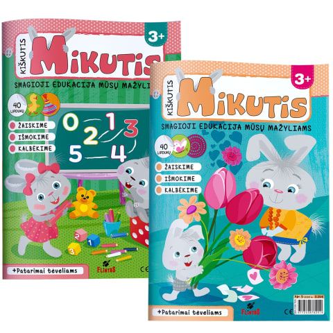 Žurnalas KIŠKUTIS MIKUTIS