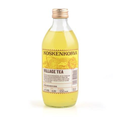 Alkoh. kokt. Koskenkorva Vil. Tea 4,7% 0,33l