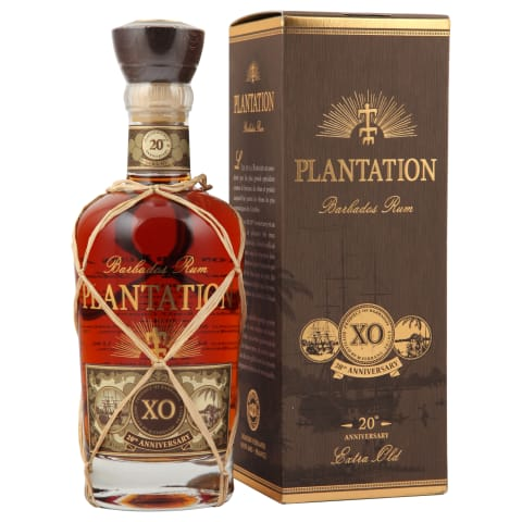 Rums Plantation XO 20th Anniv. 40% 0,7l kastē