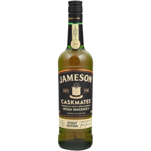 Viskijs Jameson Caskmates 40% 0,7l
