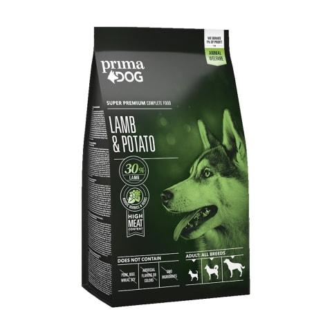 Koerasööt PrimaDog lammas ja kartul 2kg