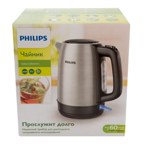 Veekeetja Philips 2200W 1.7l