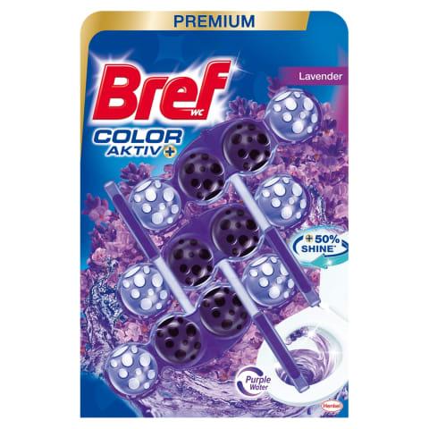 T.bl. Bref Purple Aktiv Lavander 3x50g