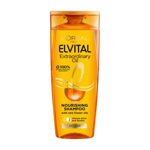 Šampoon Elvital Extraordinary Oil 400ml