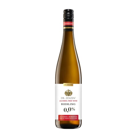 Nealk.b.saus.vynas DR.ZENZEN RIESLING, 0,75l