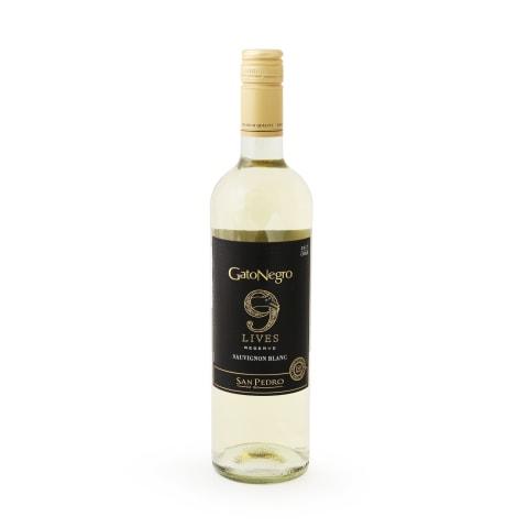 B.v. Gato 9 Lives Sauvignon Blanc 12,5% 0,75l