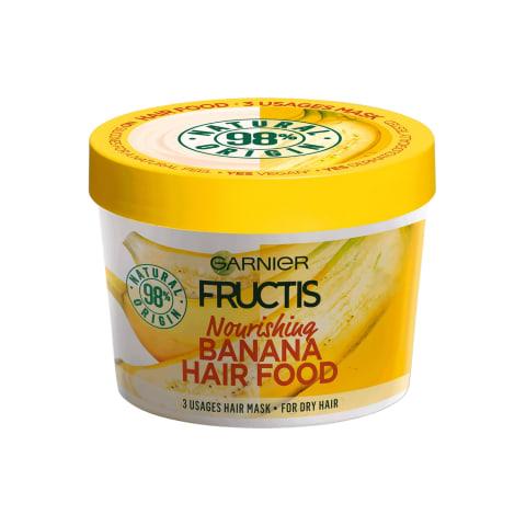 Matu maska Fructis Hair Food Banana 390ml